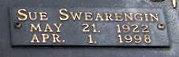 Lorene Amanda Sue <i>Swearengin</i> McFarlane