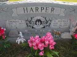 Thomas Eugene Harper