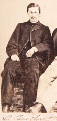 Lieut Frederick Henry Beecher