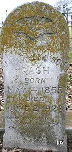 James Simpson Cash