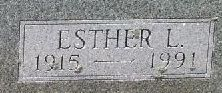 Esther L. <i>Henneinke</i> Johnson