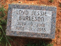 Loyd Jessie Burleson