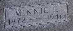 Minnie Ella <i>Ingram</i> Claypool