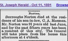 Burroughs Norton