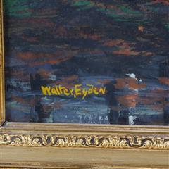 Walter Earnest Eyden