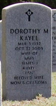 Dorothy M Kayel