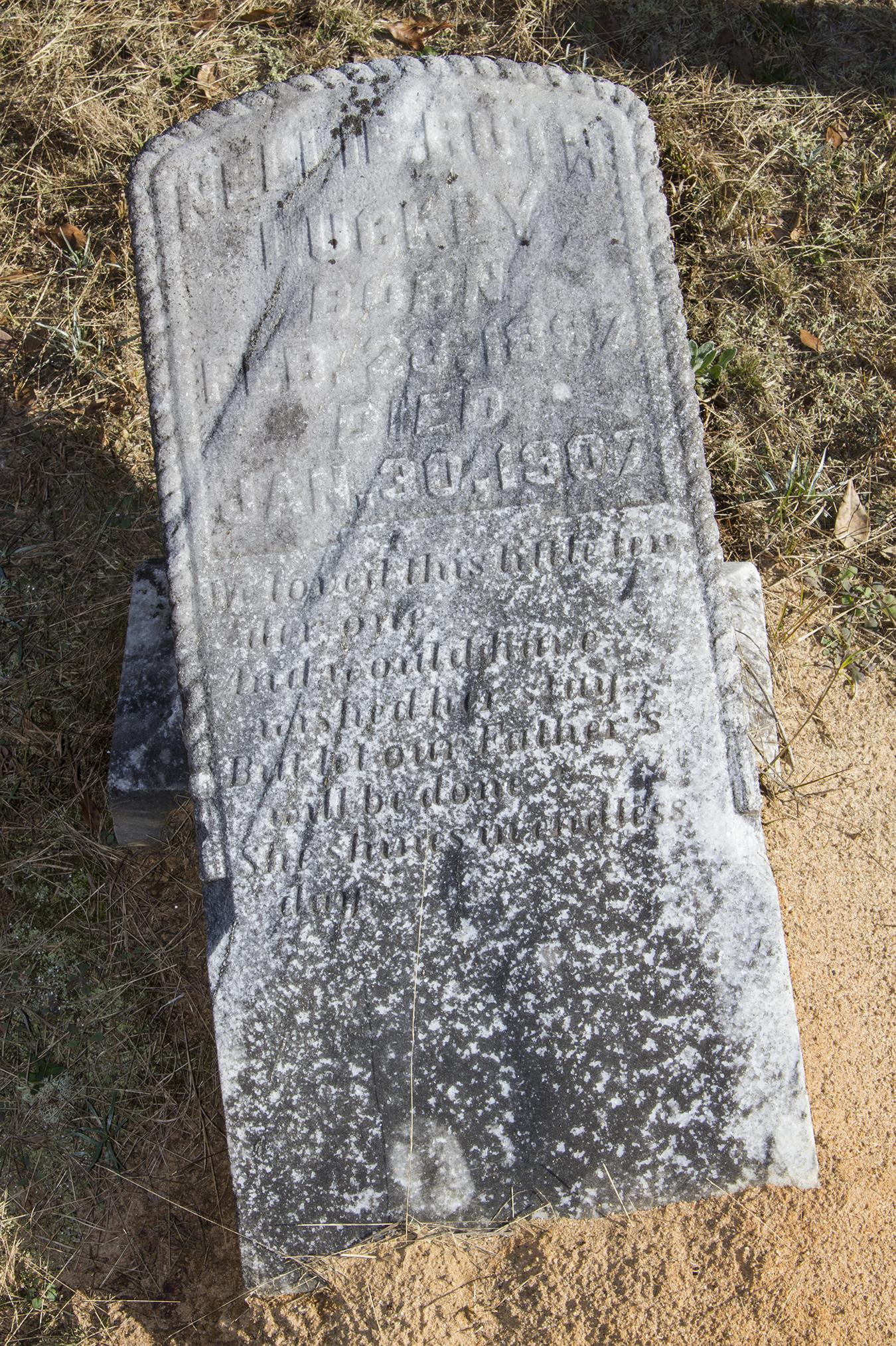 Nellie Ruth Luckey