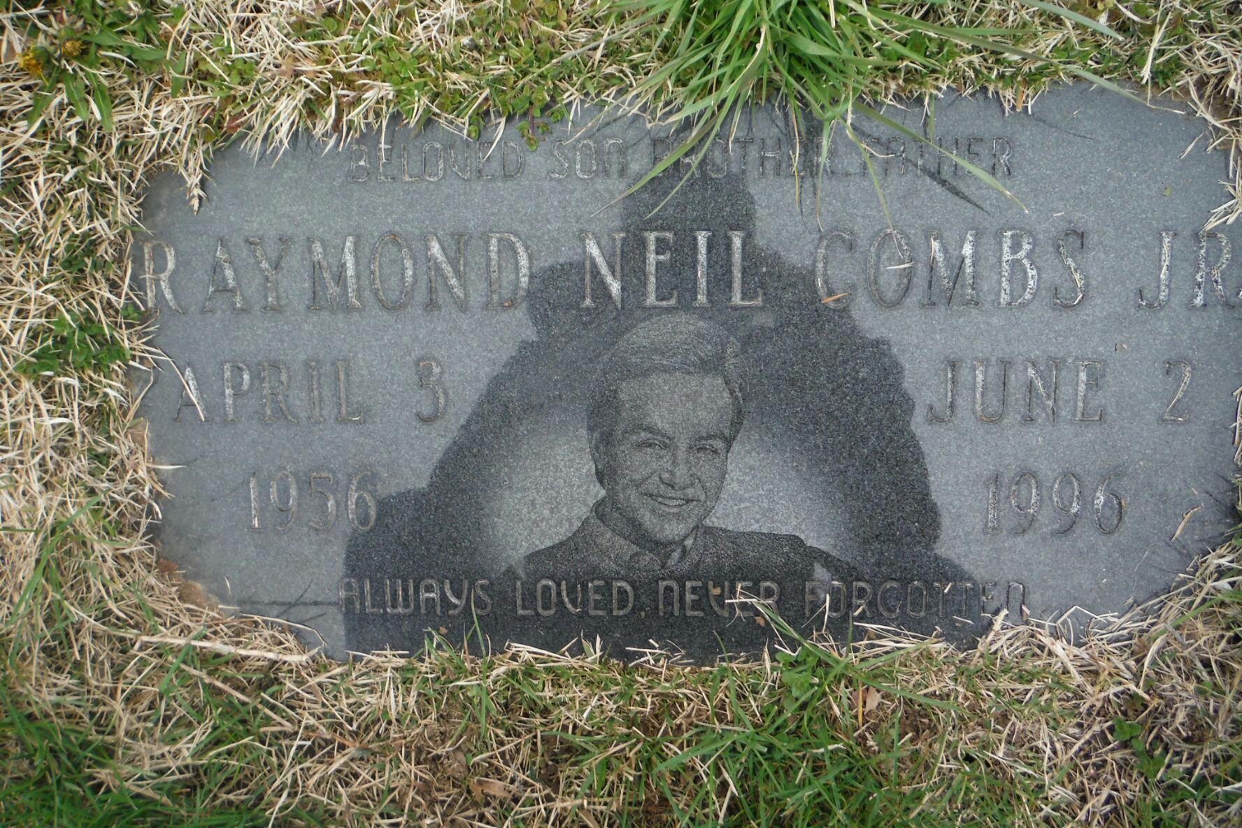 Raymond Neil Ray Combs, Jr