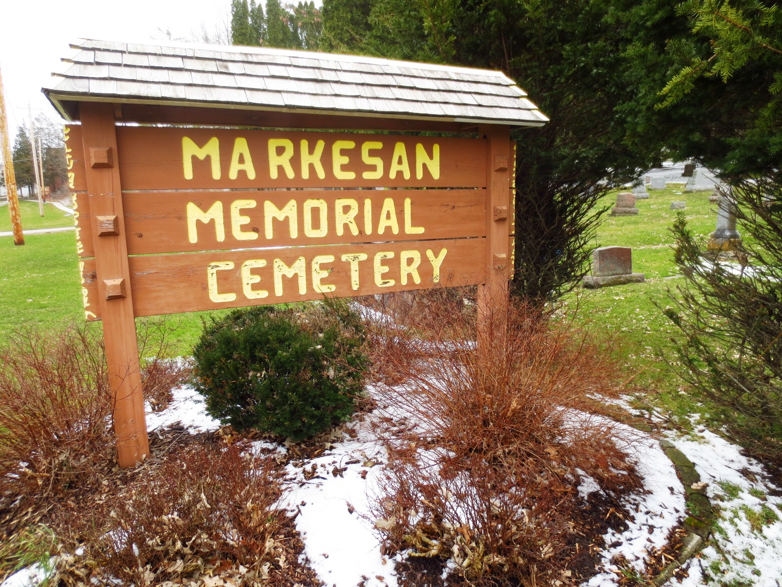 Markesan Memorial Cemetery