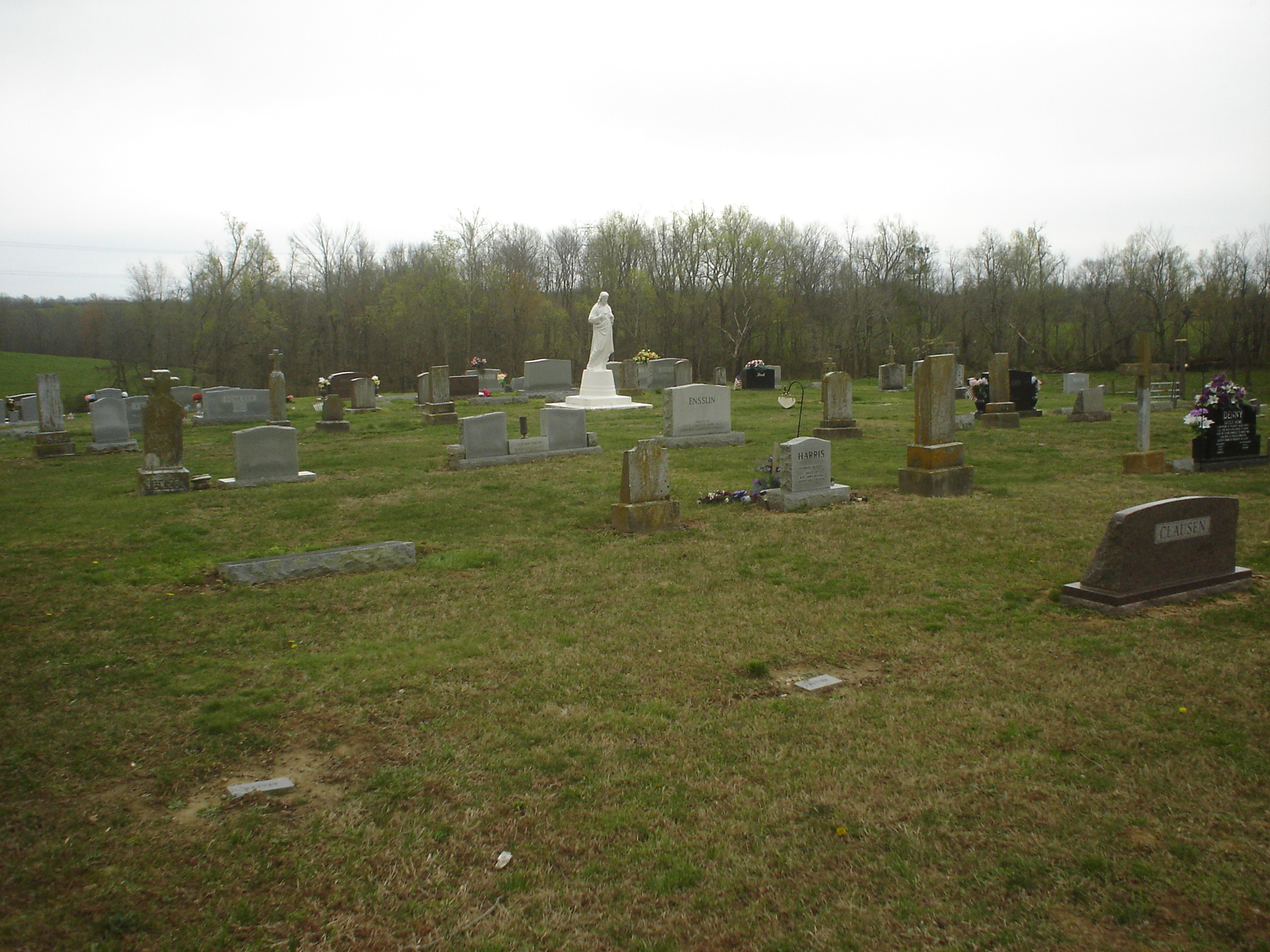 Saint Sylvester Catholic Cemetery