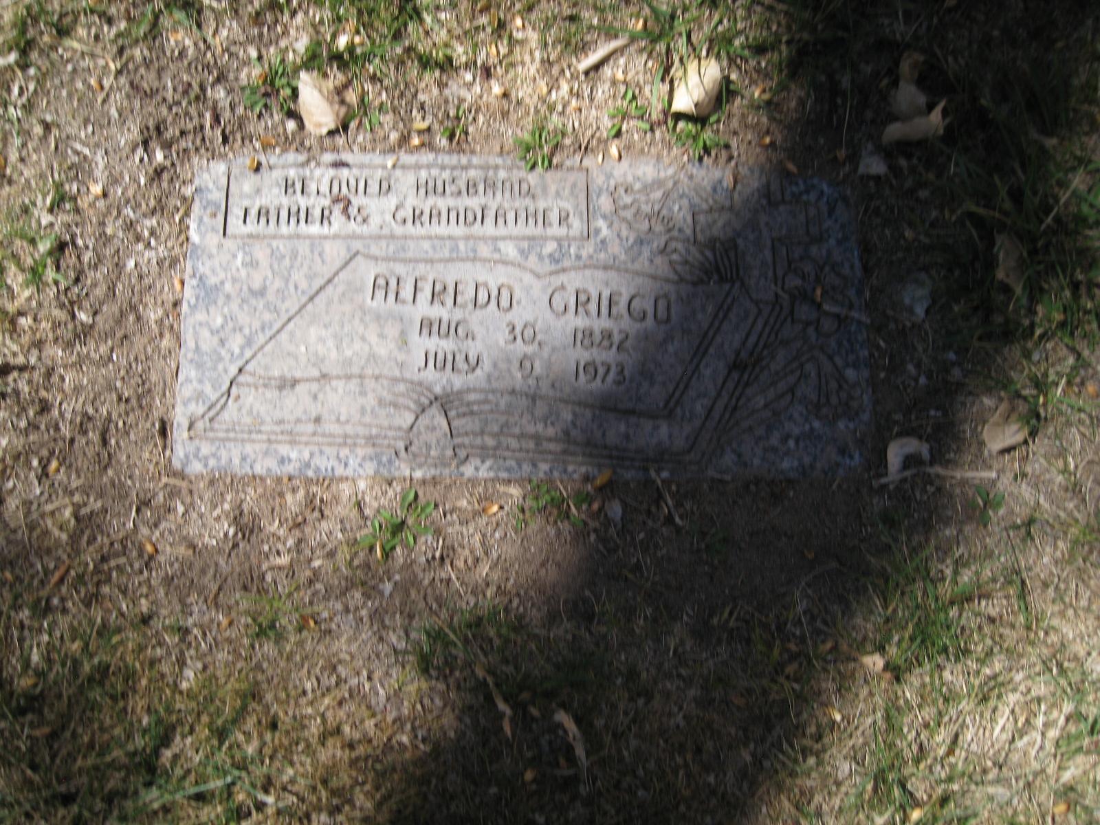 Alfredo Griego
