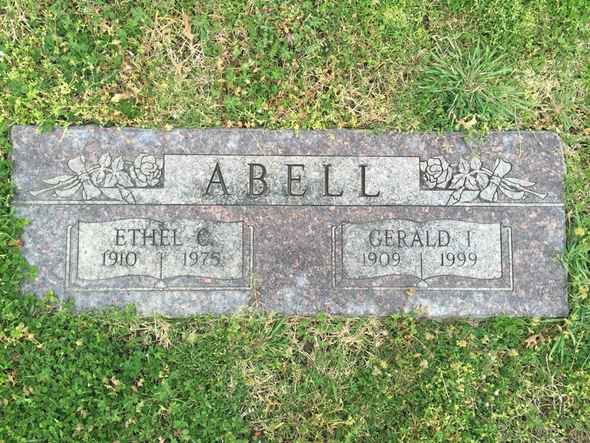 Ethel Abell