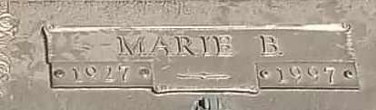 Marie Lona <i>Beahm</i> Comer