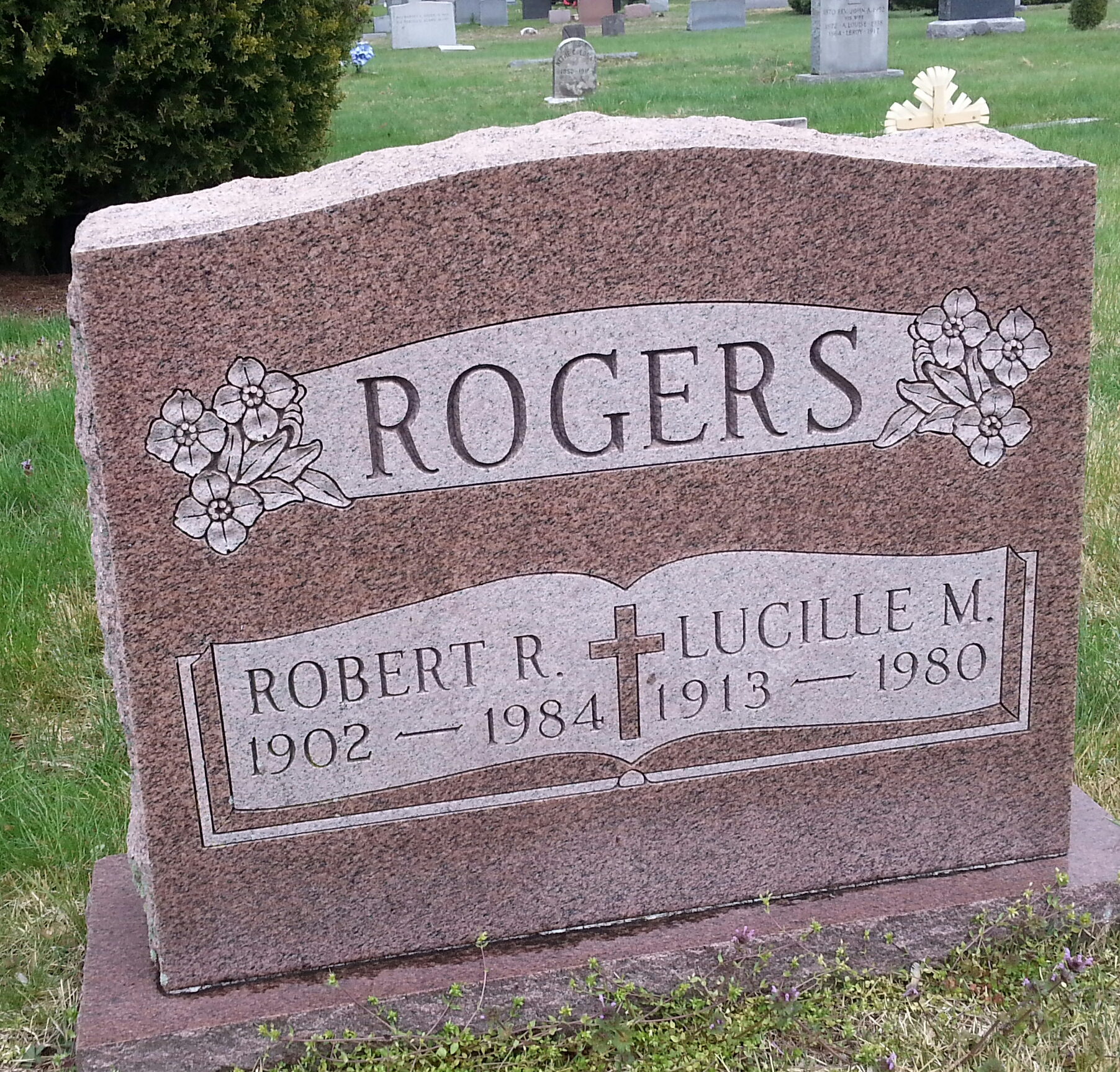 Lucille M. <i>Tower</i> Rogers