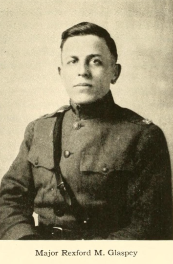 Maj Rexford Mason Glaspey