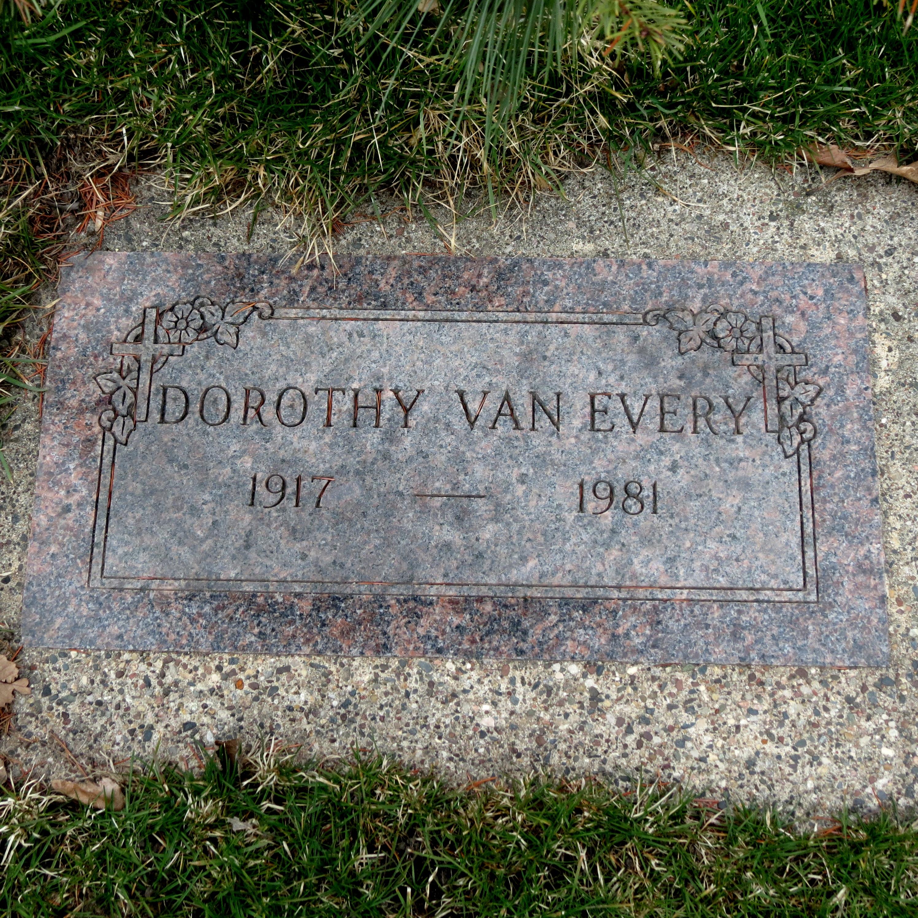 Dorothy Van Every
