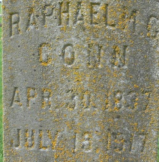 Col Raphael Minor Cephas Conn