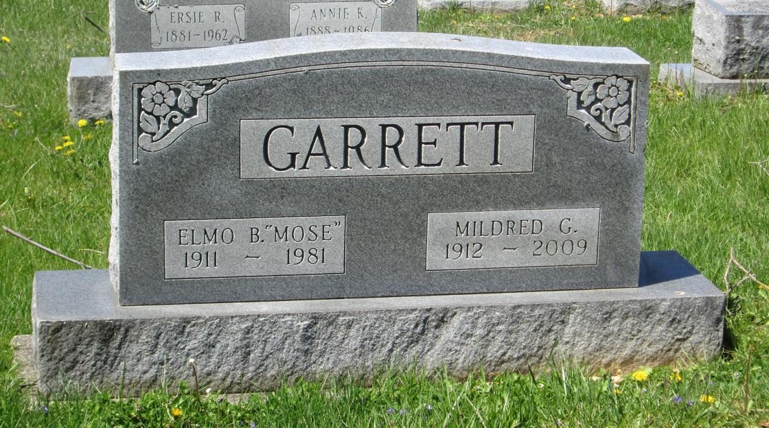 Elmo Barkley Mose Garrett