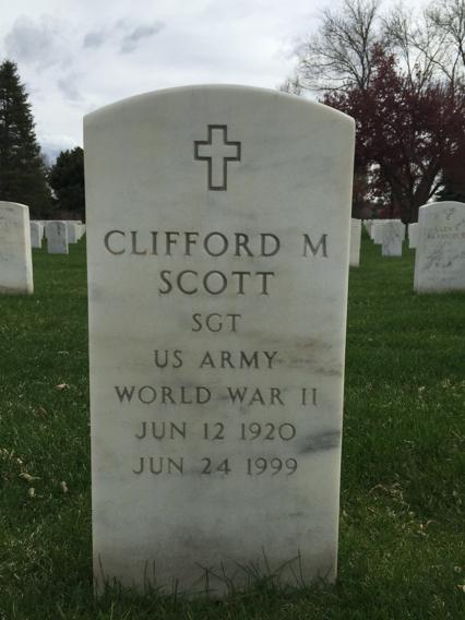 Clifford M Scott