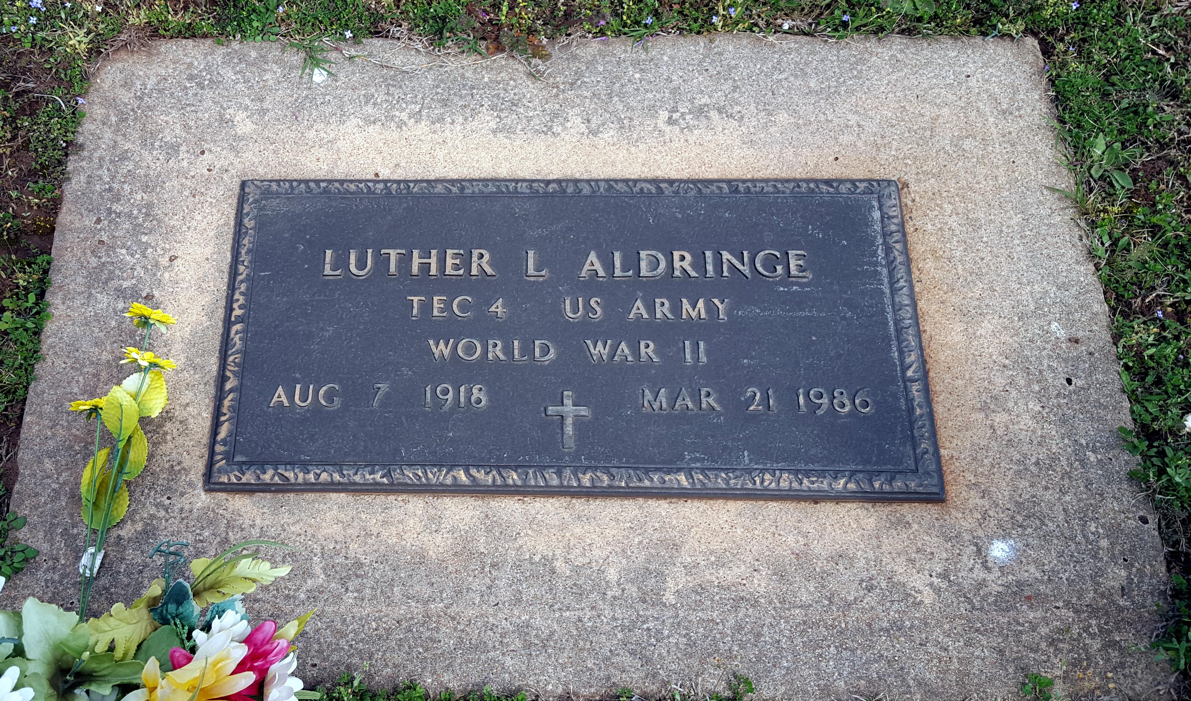 Luther L. Aldringe