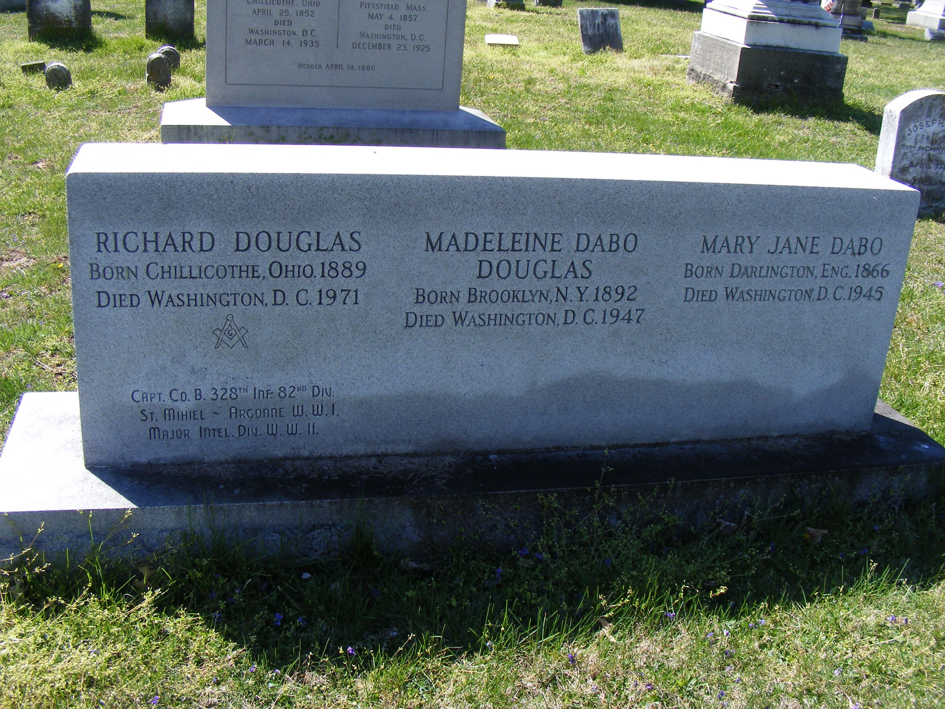 Madeleine Helen <i>Dabo</i> Douglas