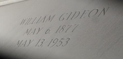 William Herman Gideon