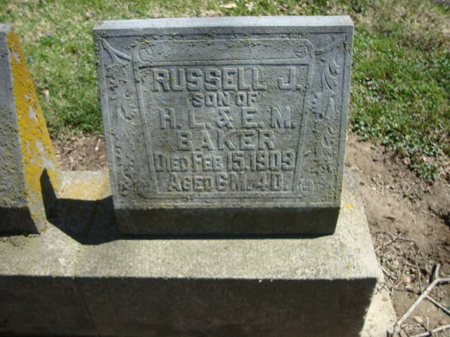 Russel J Baker