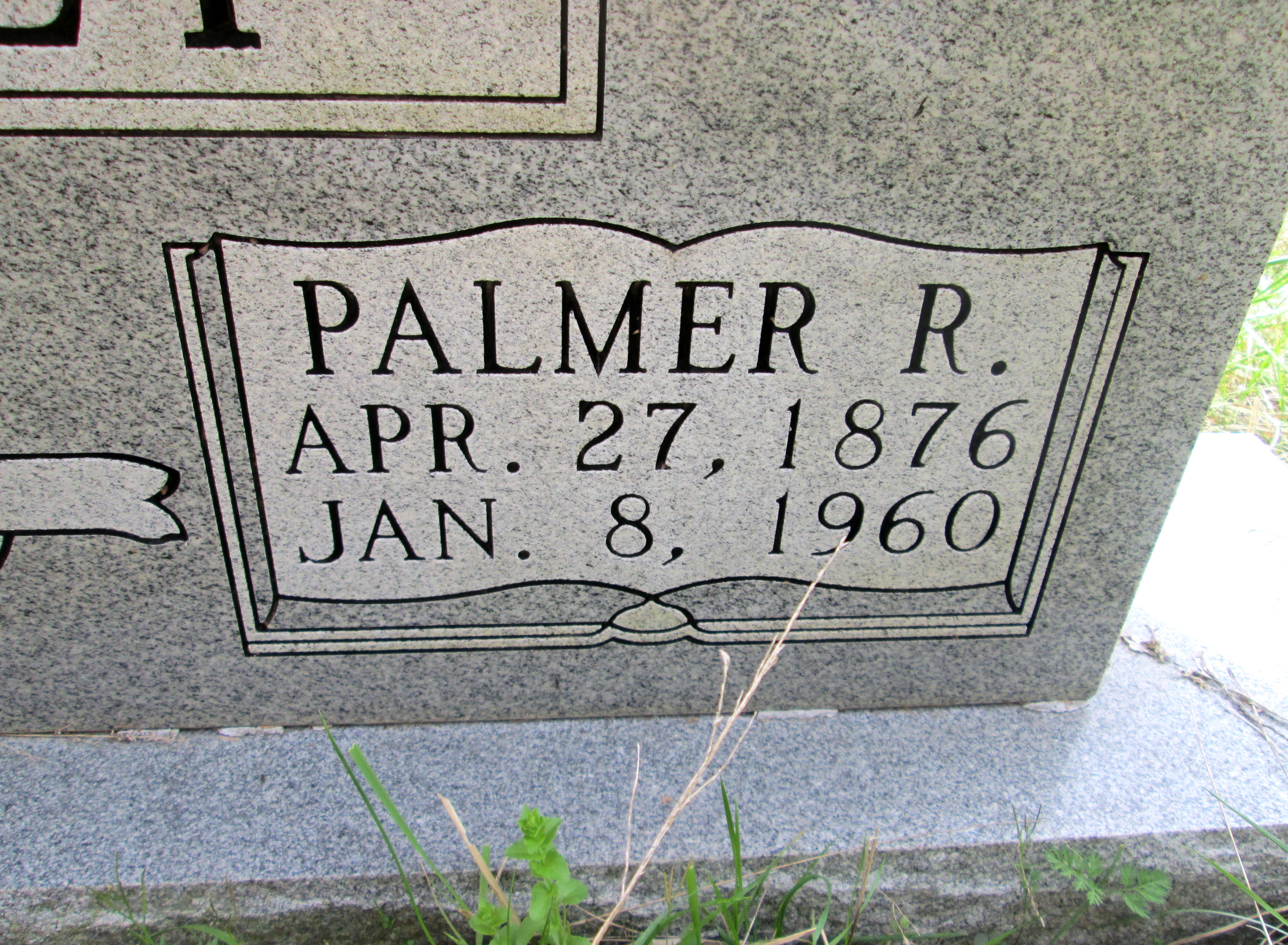 Palmer <i>Roller</i> Begley