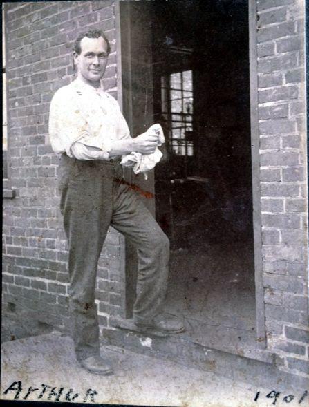 Arthur Boardman Birchard