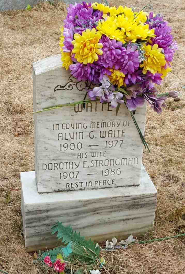 Alvin Garfield Waite