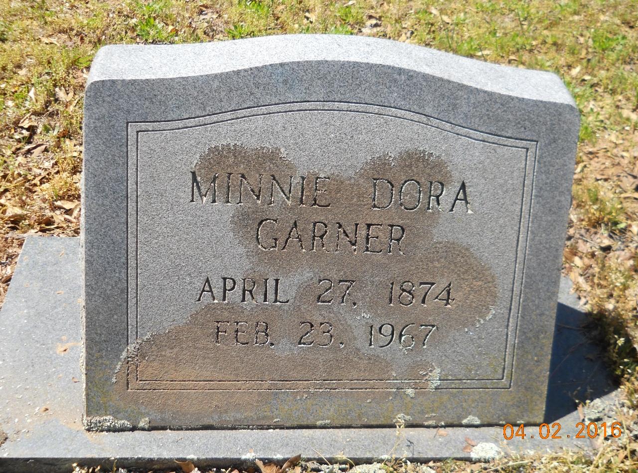 Minnie Dora <i>Starling</i> Garner