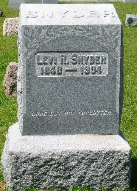 Levi Roselle Snyder