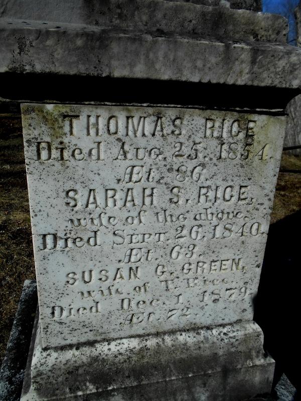 Thomas Rice