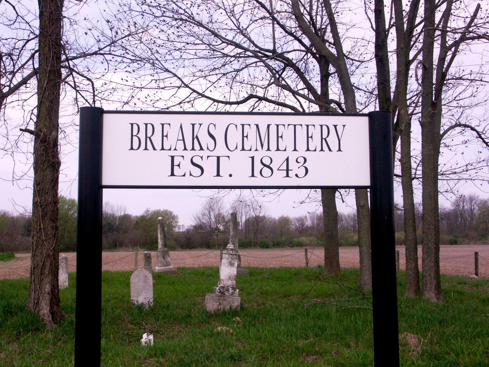 Breaks Cemetery