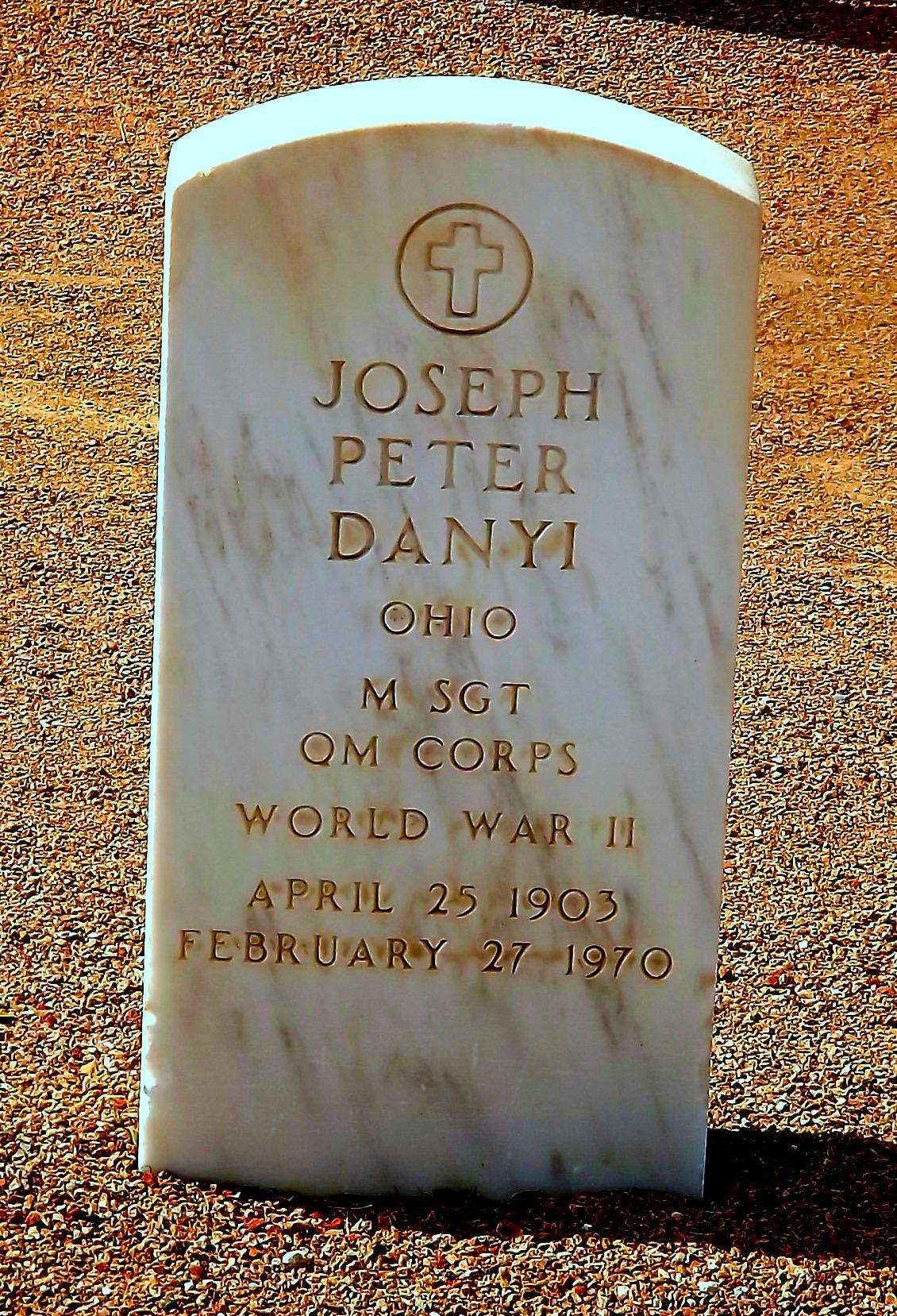 Joseph Peter Danyi