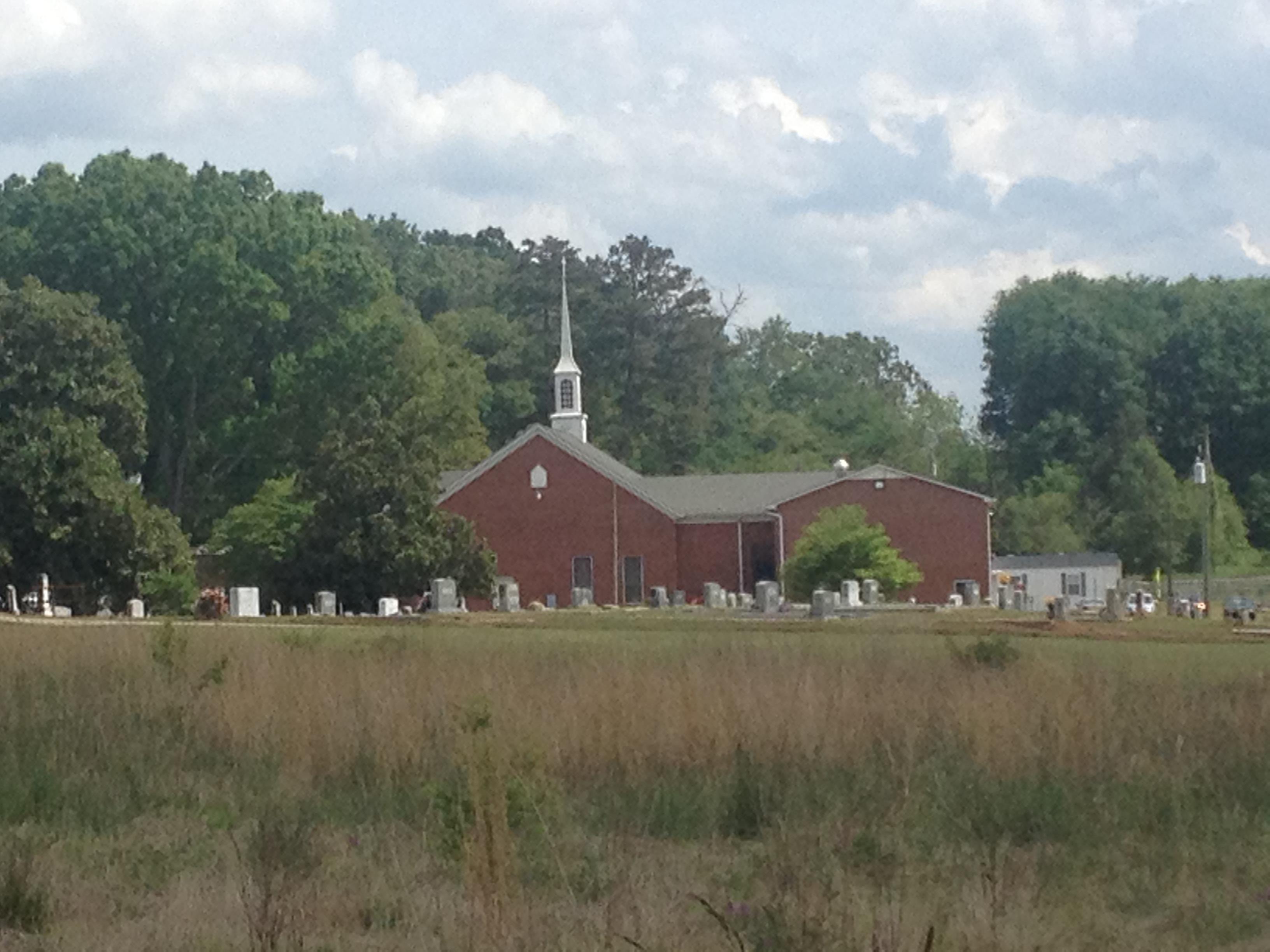 Cross Roads Baptist Church Cemetery