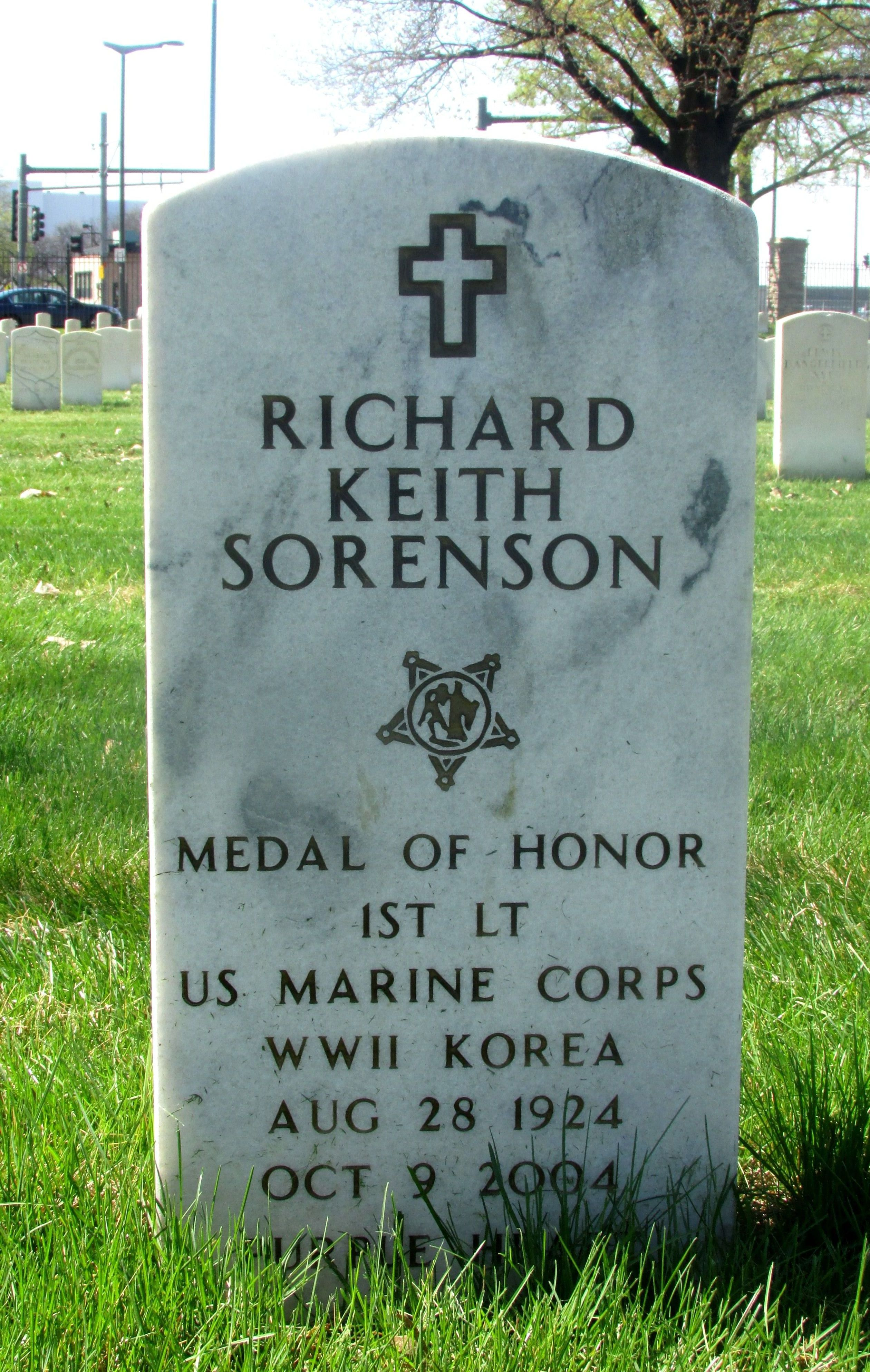 Richard Keith Sorenson