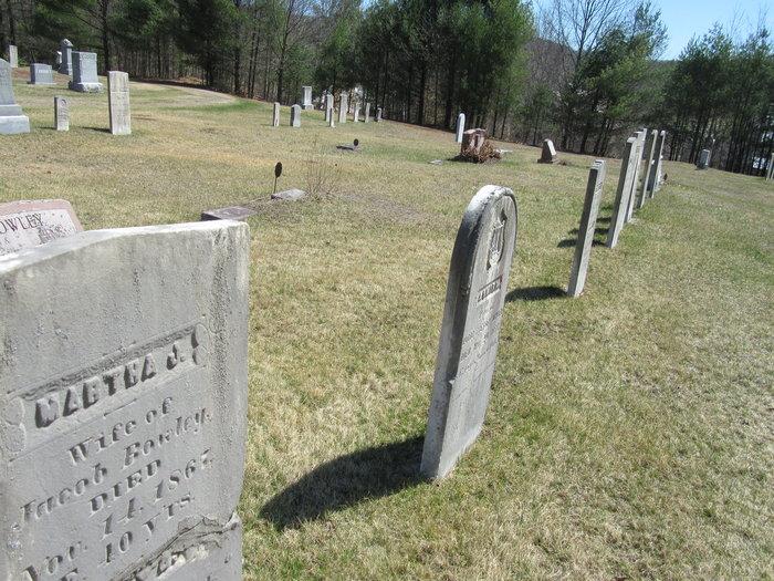 Boltonville Cemetery