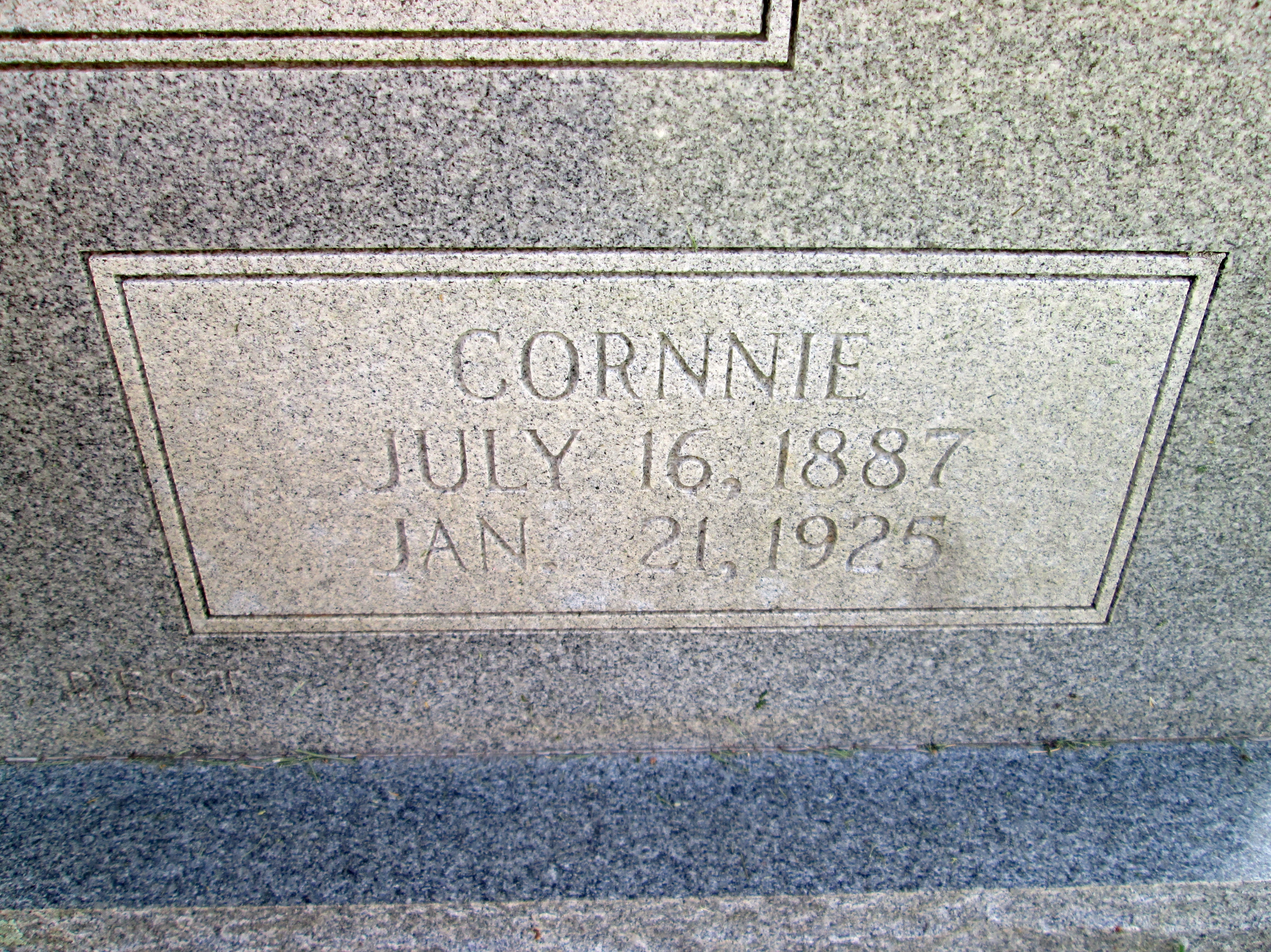 Cornie Mae <i>Smallwood</i> Andis