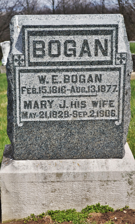 Mary Jane Bogan