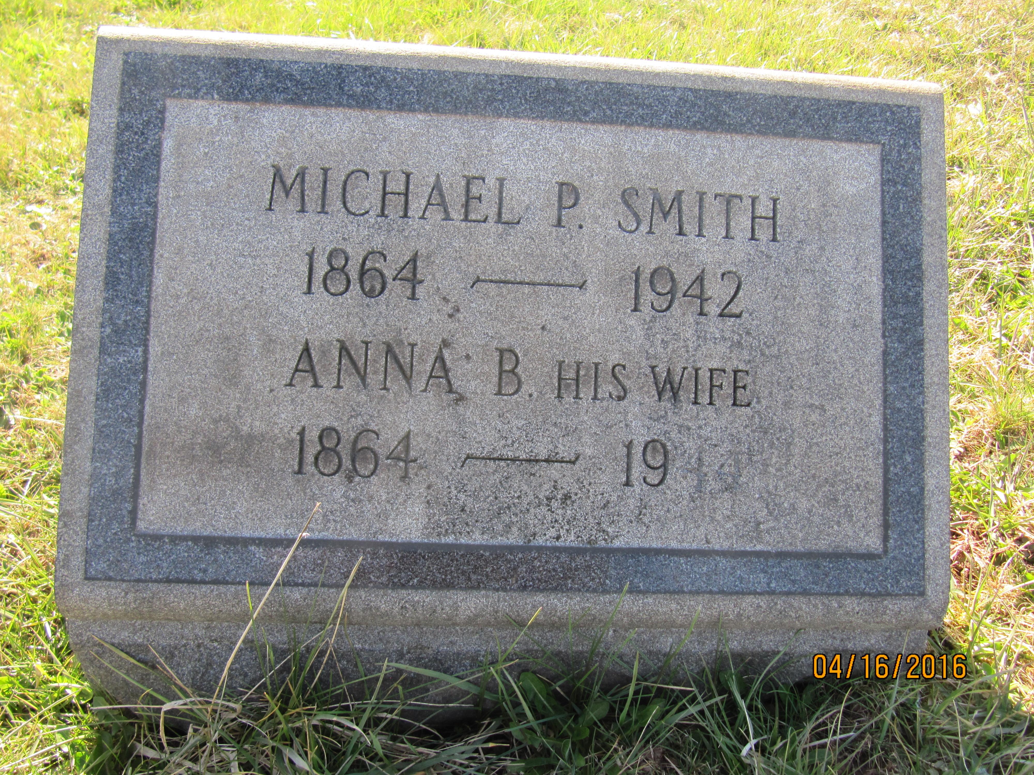 Anna B <i>Englehart</i> Smith