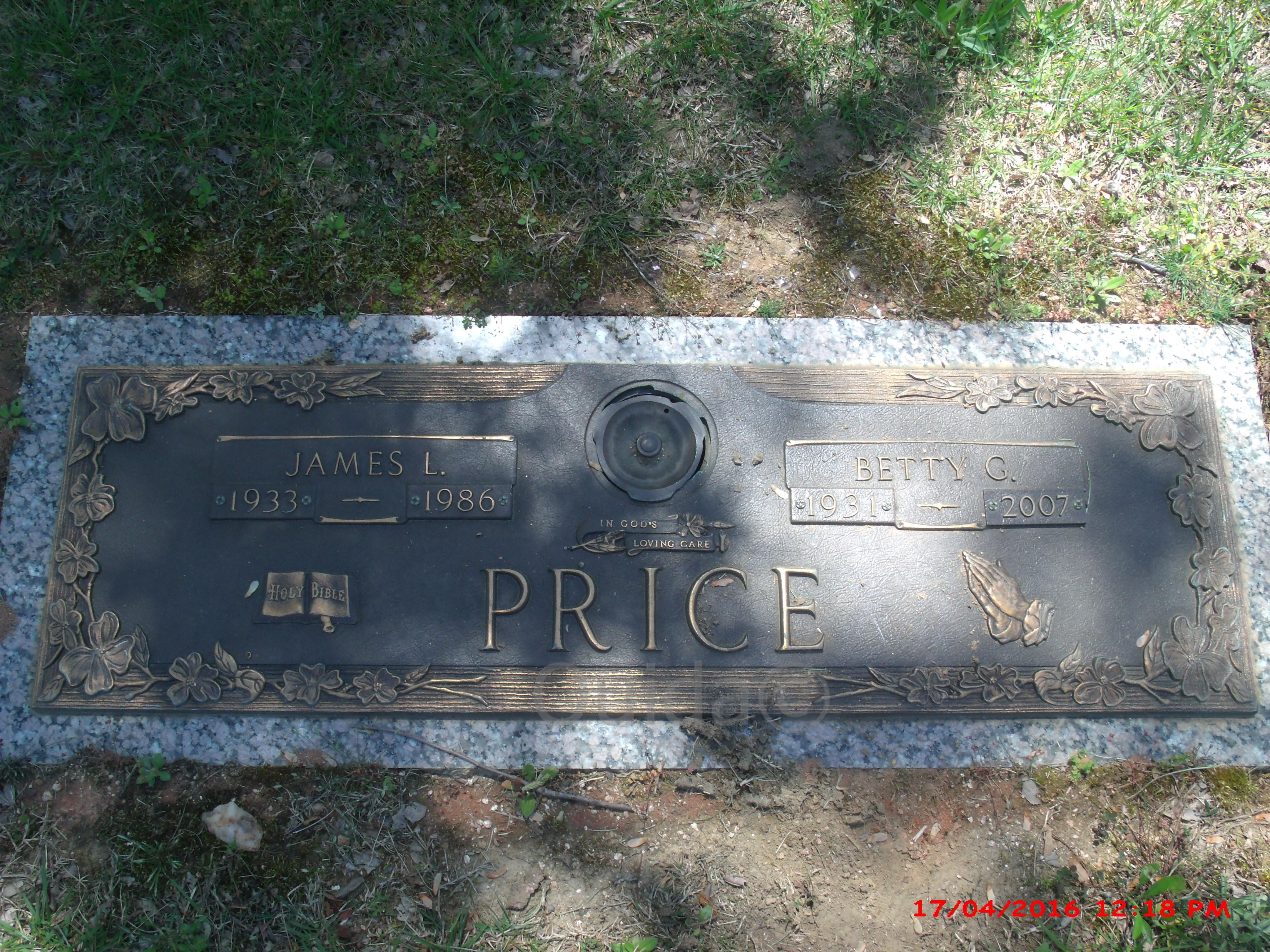 James Lee Price