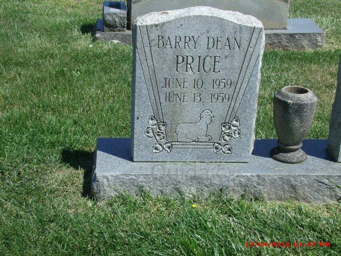 Barry Dean Price