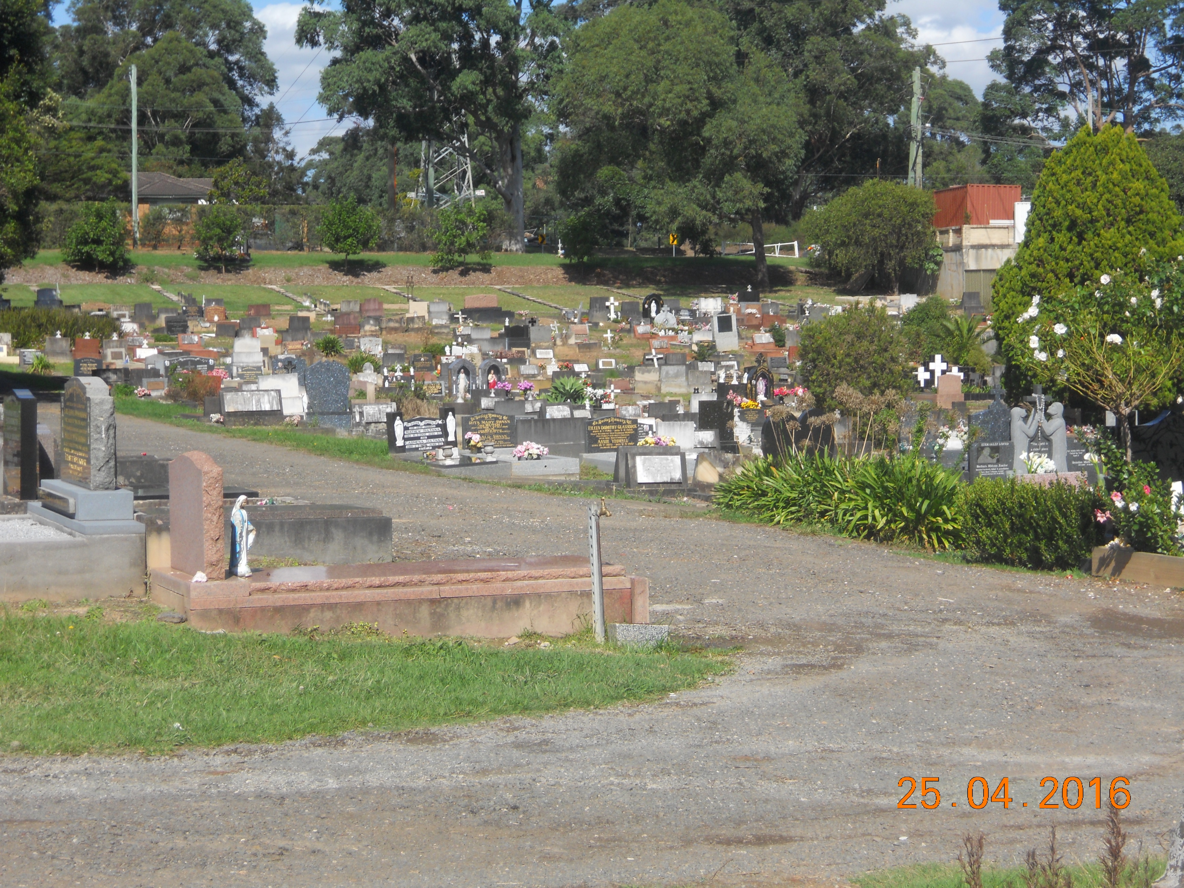 North Rocks Cemetery