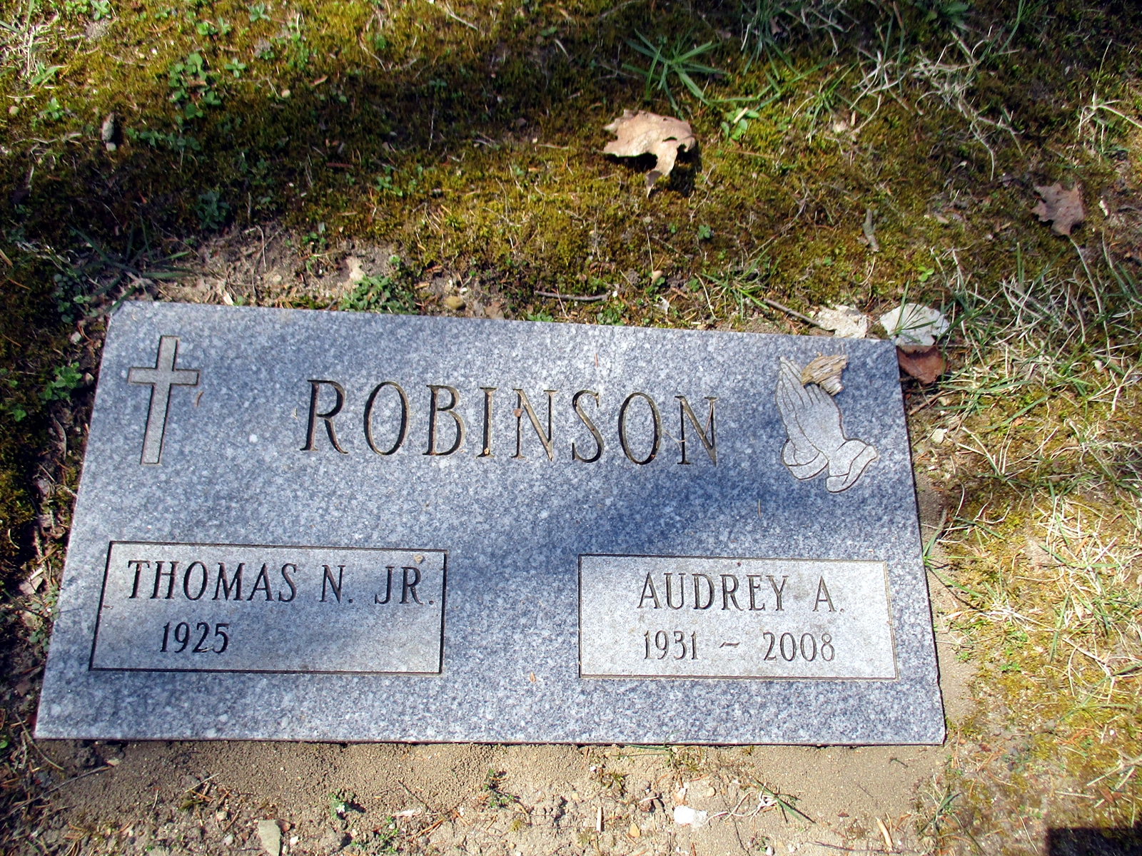 Audrey Ann <i>Kroll</i> Robinson