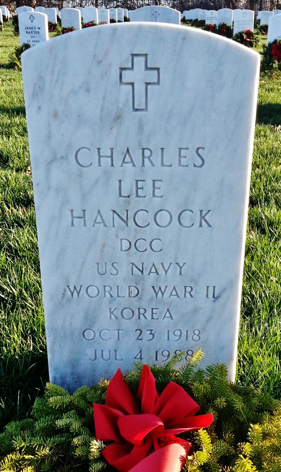Charles Lee Hancock