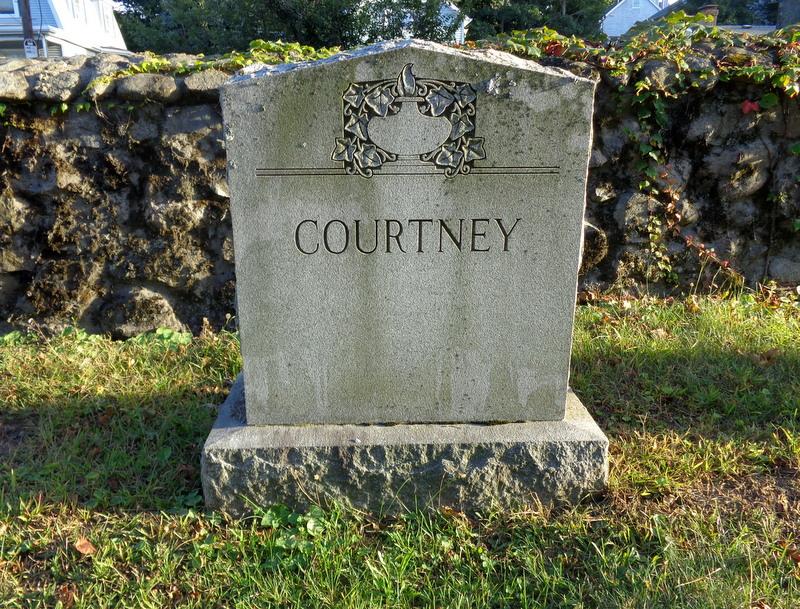Bessie Carlotta <i>Crocker</i> Courtney