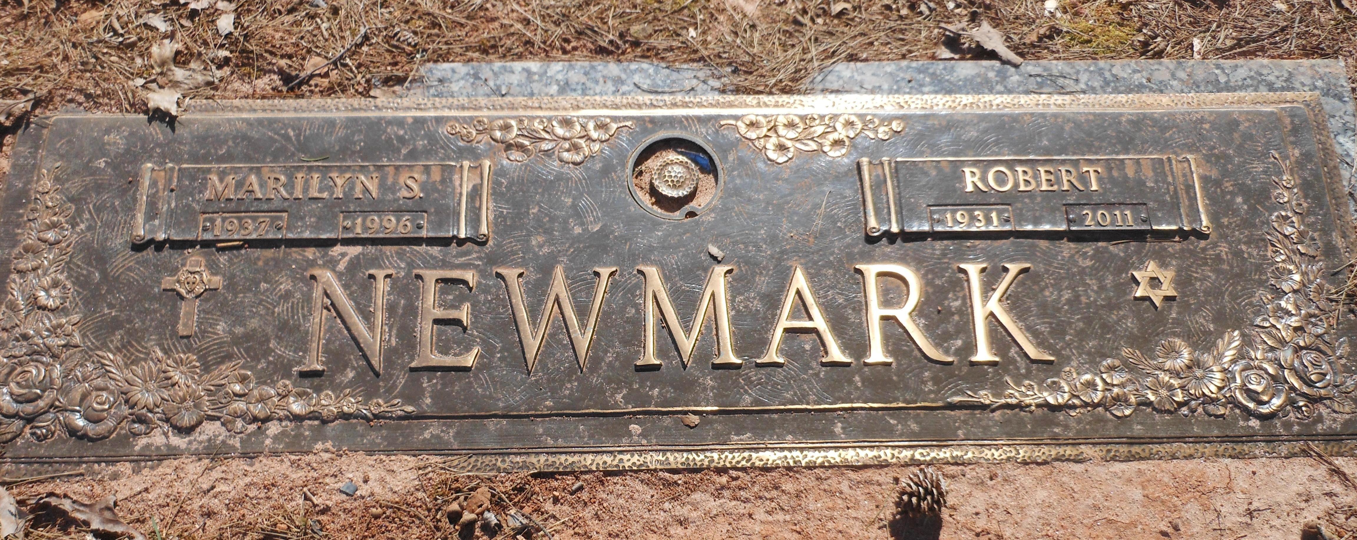 Marilyn <i>Hedford</i> Newmark