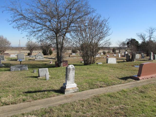 Blue Mound Cemetery