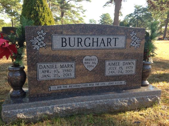 Aimee Dawn <i>Bennett</i> Burghart